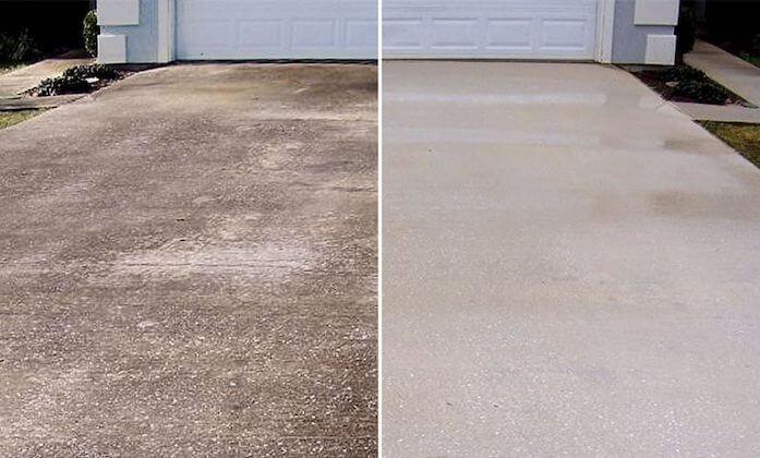 o'fallon driveway cleaning