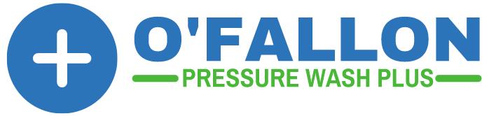 ofallon pressure washing logo