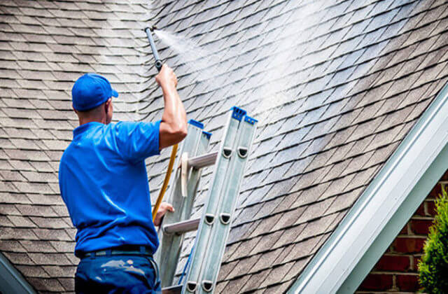 o'fallon roof cleaning