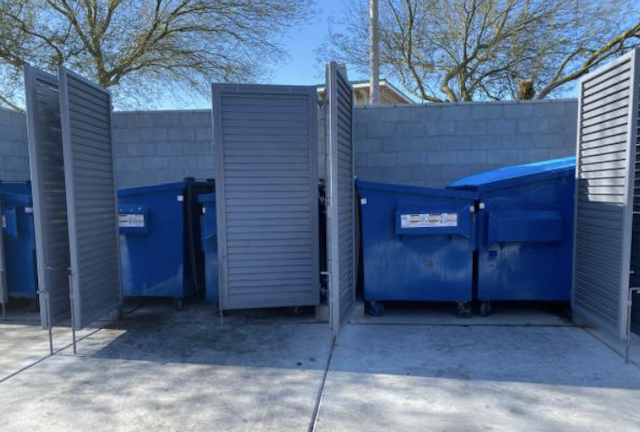 dumpster cleaning in o'fallon